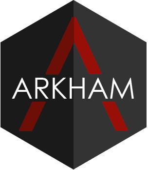 Arkham Asylum logo