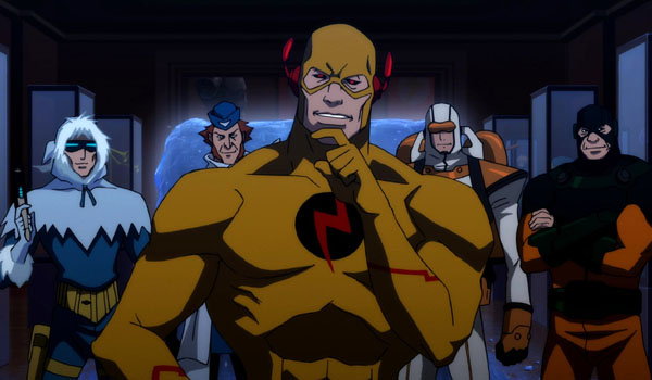 Justice League: Flashpoint Paradox
