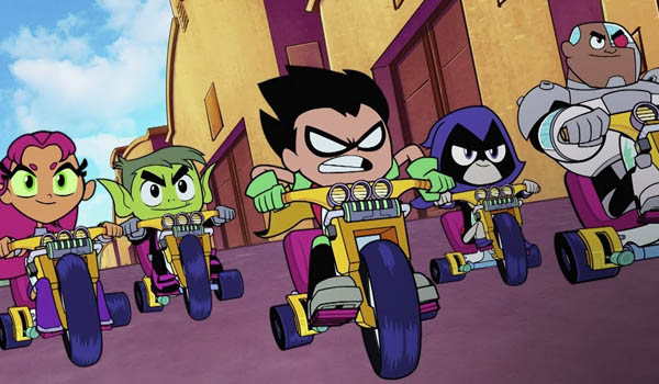 Teen Titans Go! To Movies