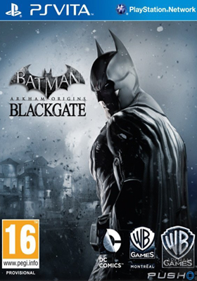 Batman: Arkham Origins: Blackgate