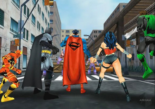 Justice League: Earth's Final Defense
