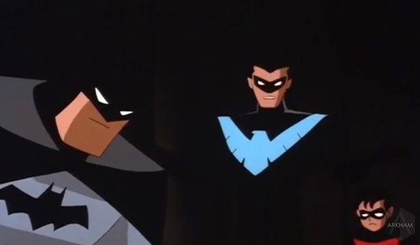 New Batman Adventures