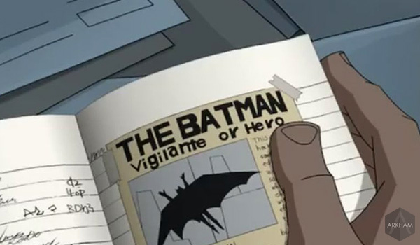 S01E04 Man Who Would Be Bat